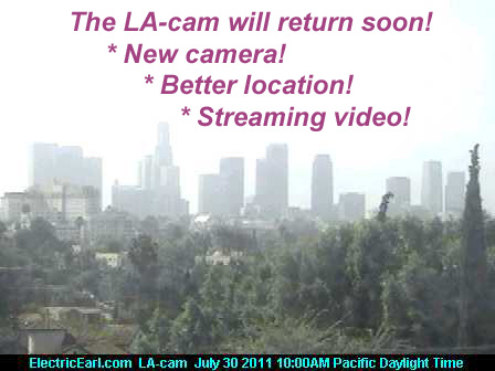 LA-cam updated every 60 minutes