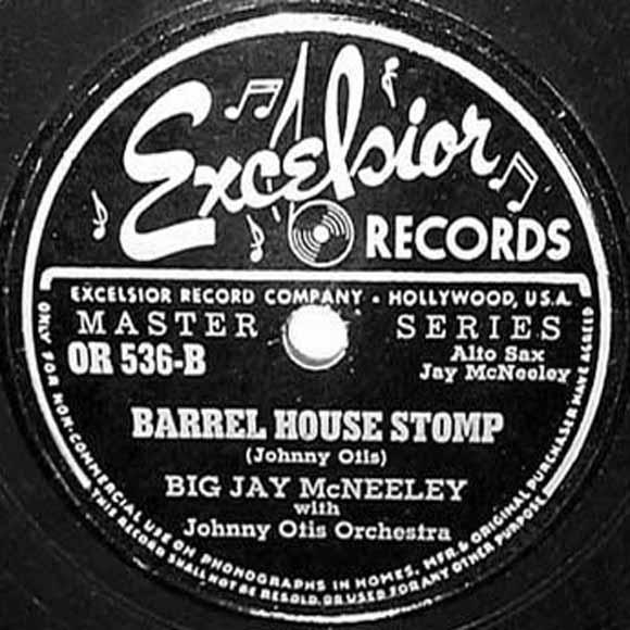 Big Jay McNeely - Swingin'