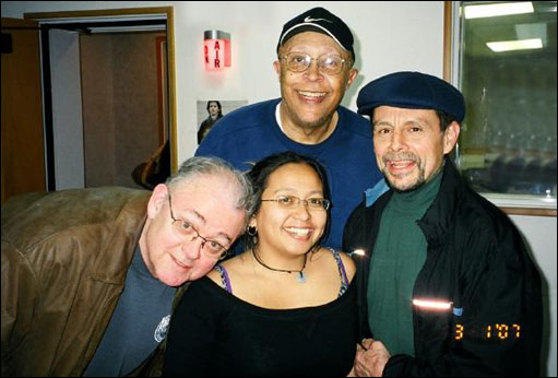 The Skumbeau Brothers with Melissa Figueroa
